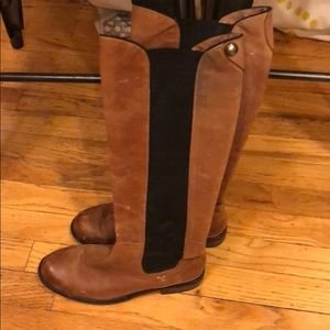 Women's Vince Camuto tall leather boots